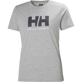 Helly Hansen HH Logo T-Shirt Women grey melange